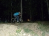 pumptrack by night
