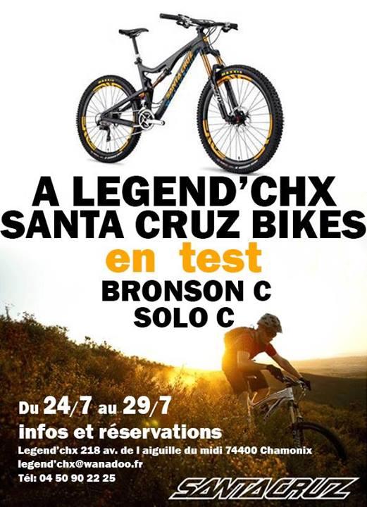test santacruz chamonix legend chx