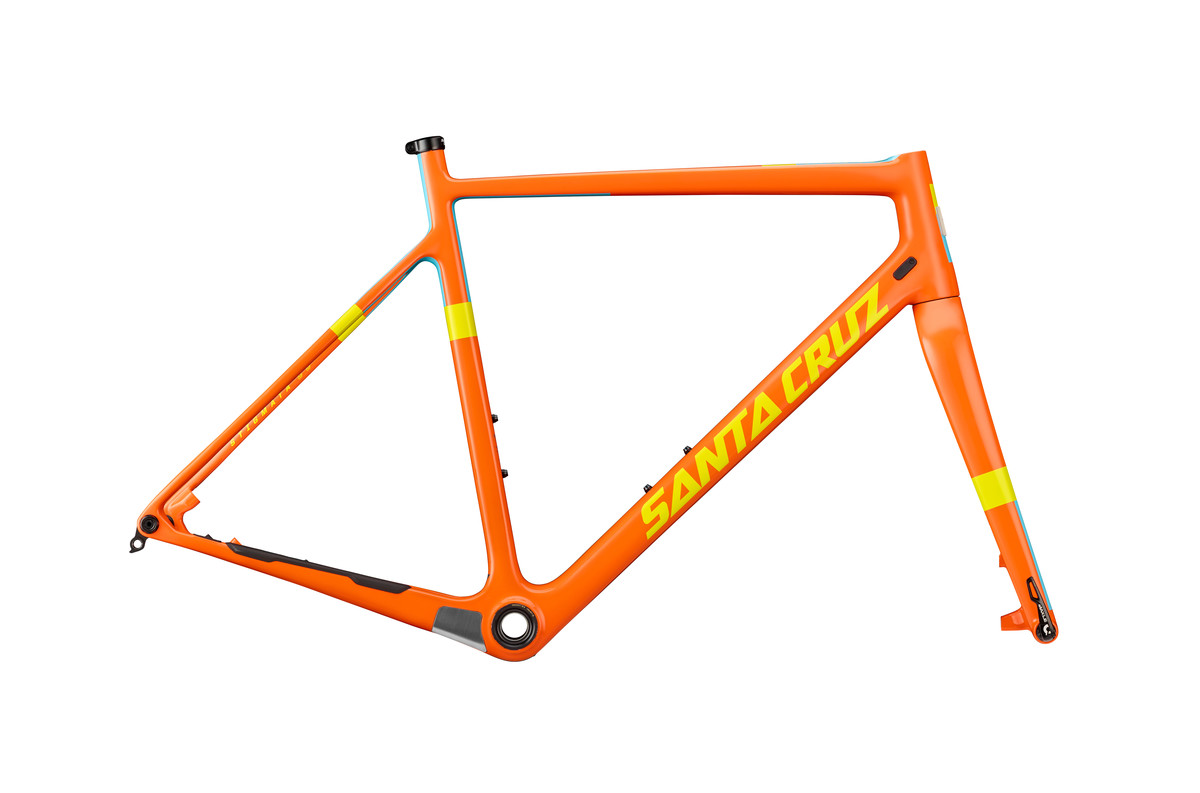 2015 Stigmata CC Orange Frame