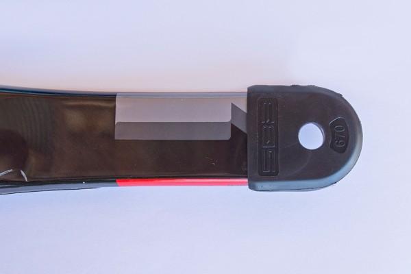 protection manivelle SB3 embout caoutchouc pédalier