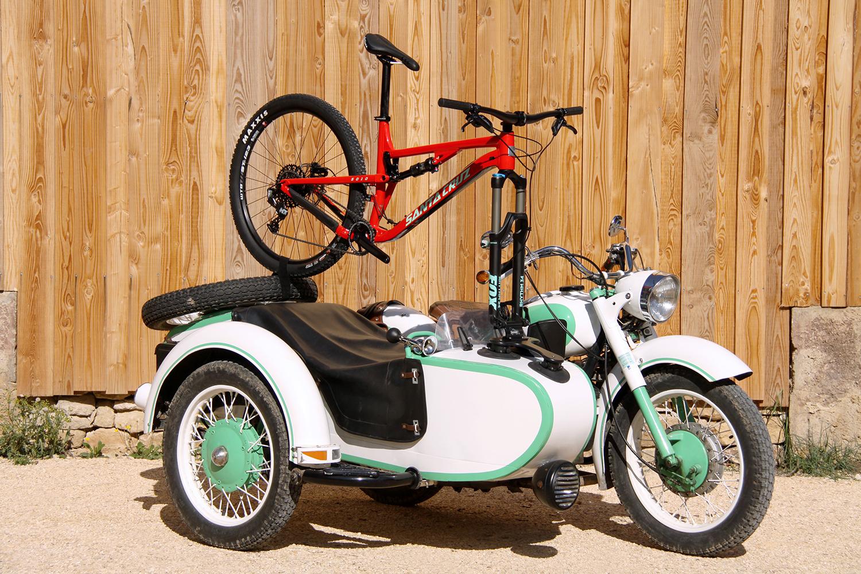 accueil blog rc seasucker porte v lo talon sur moto side car santacruz 5010 a. Black Bedroom Furniture Sets. Home Design Ideas