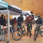 journée revendeur Santacruz Tinazzi Aubagne Authentic bicycle shop vélos test essai santa cruz hightower tallboy