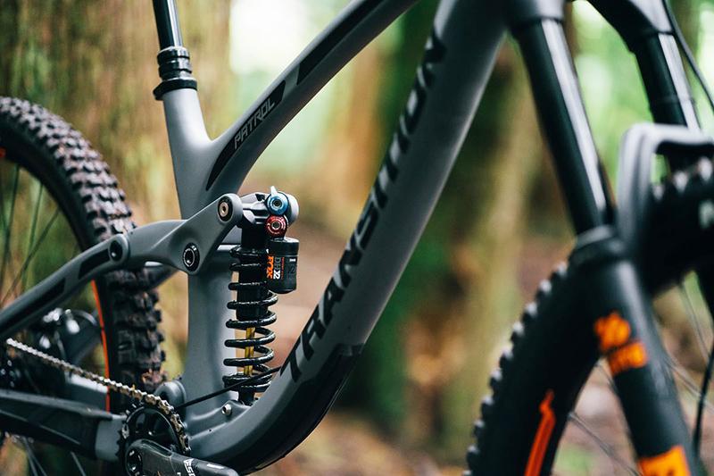 Vélo Pilotage Amortisseur Fourche à ressort